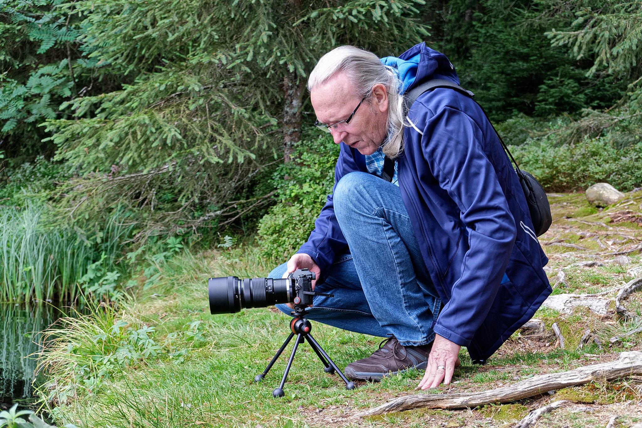 Portrait Werner Georges Gusset, Nidau